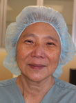 Linda has been a registered nurse specialist as part of Dr. Denton's cosmetic surgery team since 1984