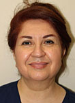 Haleh is a recovery nurse as part of Dr. Denton's cosmetic surgery team